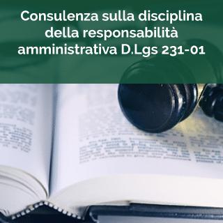 D.Lgs 231-01