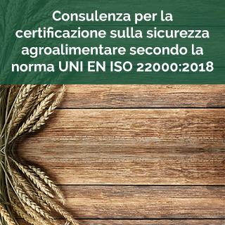 UNI EN ISO 22000:2018