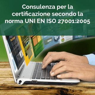 UNI EN ISO 27001:2005