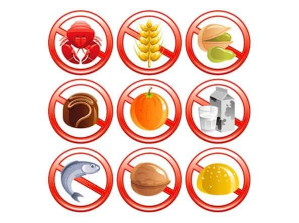 elenco allergeni alimentari